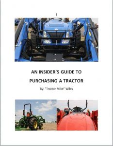 book cover ask tractor mike