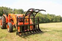 tractor-grapple-rake-single