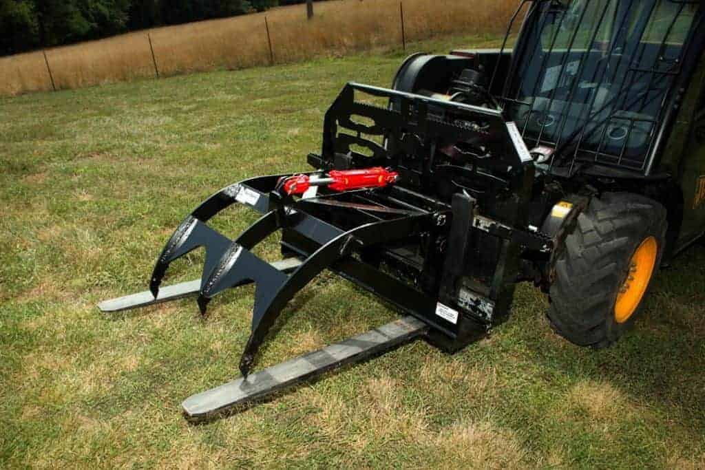 Pallet Fork Add-A-Grapple