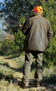 hunting trespasser