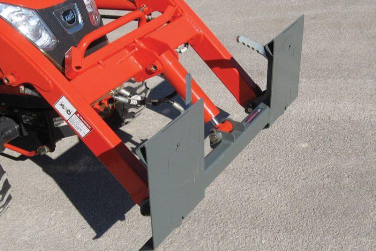 Kioti-Sub-Compact-Quick-Attach-Loader-Conversion