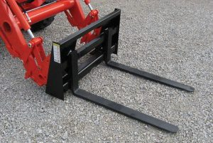Sub-Compact-Tractor-Pallet-Forks-42-inch