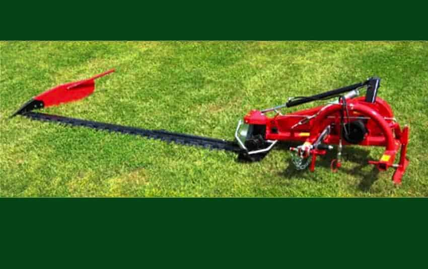 Durabilt-Rossi 6' and 7' Three Point Sickle Mower • Ask ...