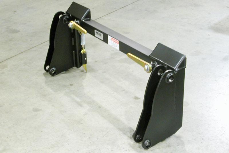 kubota-tl720-loader-quick-attach