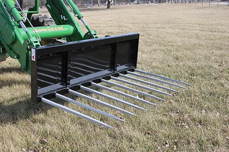 manure-fork